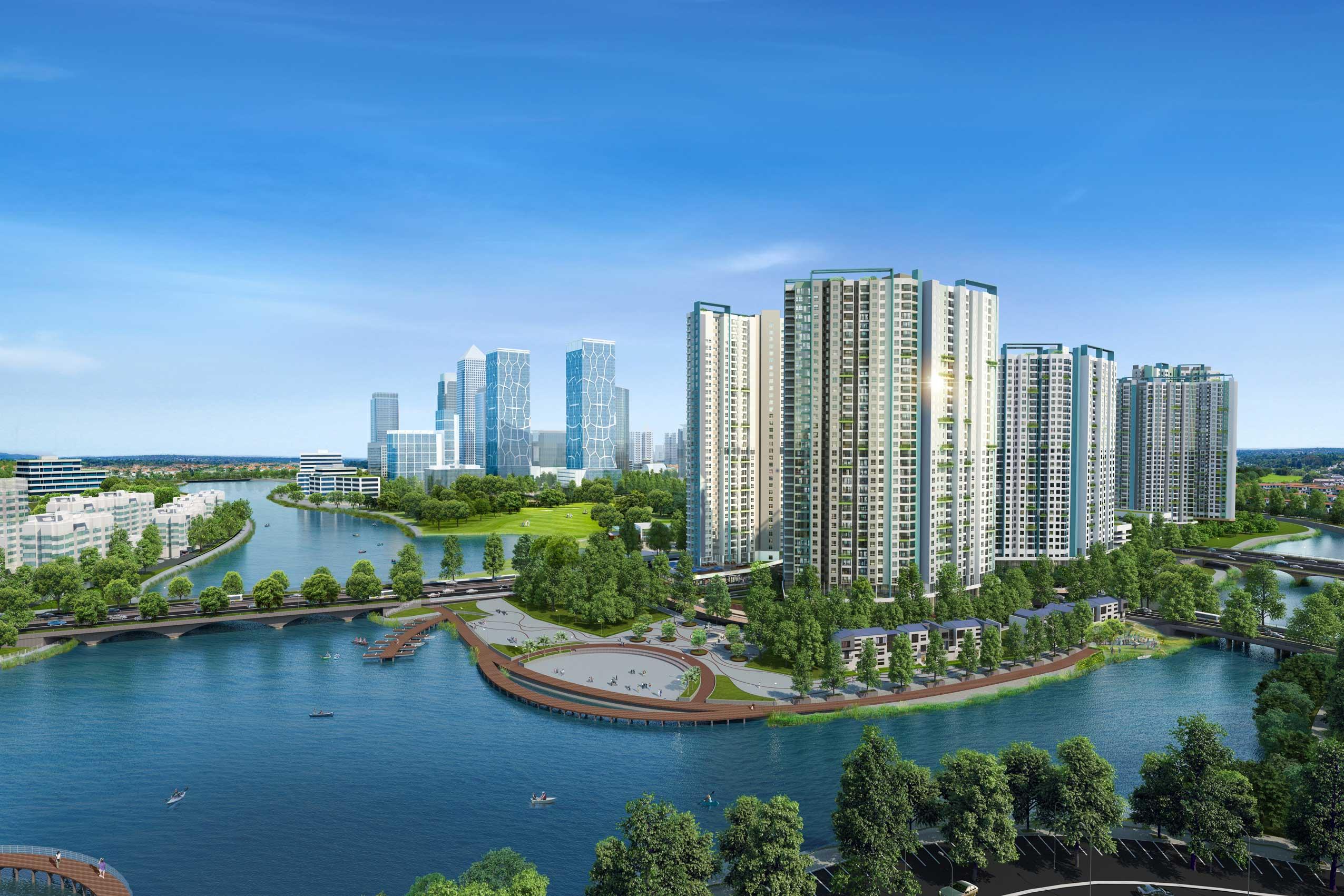 Chung cư aqua bay sky residences